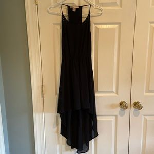 Beautiful black dress with back detail